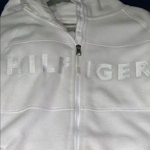 Tommy Hilfiger zip-up sweater